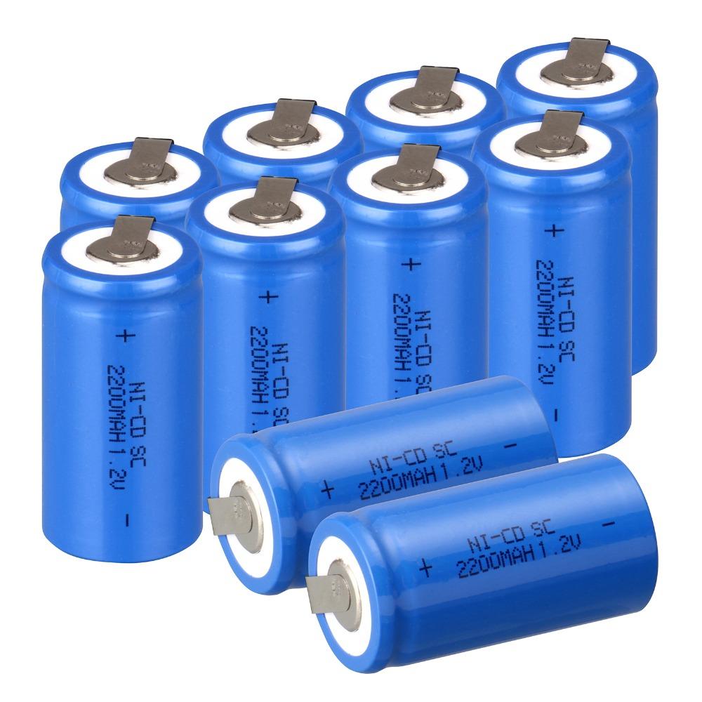 Батареи NiCd